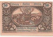 50 Heller (Eberschwang) -  obverse