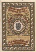 50 Pfennig (Ykernborg) – obverse
