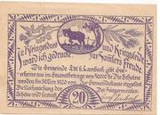 20 Heller (Edt bei Lambach) -  reverse