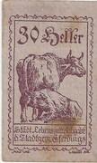 30 Heller (Eferding) -  obverse
