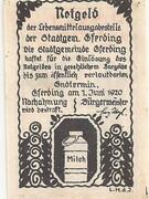 30 Heller (Eferding) -  reverse