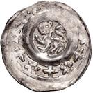 1 Dünnpfennig - Friedrich II. – obverse