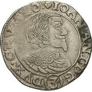 3 Kreuzer - Johann Anton (Waldstein) – obverse