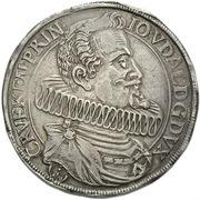 1 Thaler - Johann Ulrich (Prague) – obverse