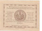 10 Heller (Eggenburg) -  reverse