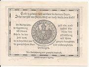 20 Heller (Eggenburg) – reverse
