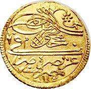 Zeri Mahbub - Mahmud I – obverse