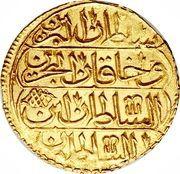 Zeri Mahbub - Mahmud I – reverse