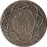 20 Para - Mahmud II – reverse