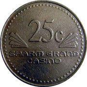 25 Cents - Sharm Grand Casino – reverse