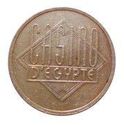 1 Dollar - Casino D'Egypt – obverse