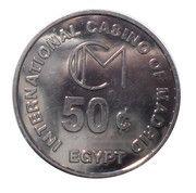 50 Cents - International Casino of Madrid – obverse