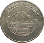 1 Dollar - Naama Bay Casino (Sharm El Sheikh) – obverse