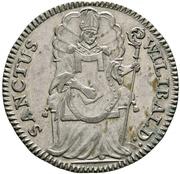 3 Kreuzer - Johann Anton II. von Freyberg – reverse