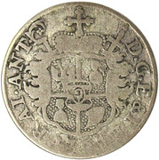 10 Kreuzer - Raimund Anton von Strasoldo (Konventionskreuzer) – obverse