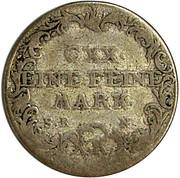10 Kreuzer - Raimund Anton von Strasoldo (Konventionskreuzer) – reverse