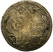 2½ Kreuzer - Raimund Anton von Strasoldo – obverse