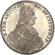 1 Thaler - Raimund Anton von Strasoldo – obverse