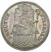 5 Kreuzer  - Johann Anton II. von Freyberg – reverse