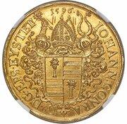 8 Ducat - Johann Conrad von Gemmingen – obverse