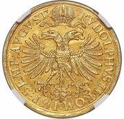 8 Ducat - Johann Conrad von Gemmingen – reverse