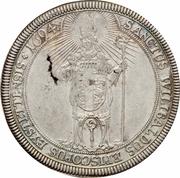 1 Thaler - Johann Eucharius Schenk von Castell – reverse