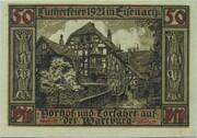 50 Pfennig (Luther Jubilee Series) – reverse