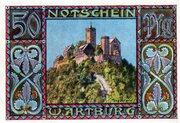 50 Pfennig (K. Schwalbe) – reverse