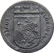 5 Pfennig - Elberfeld -  obverse