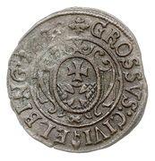 Grosz - Gustaw II Adolf (Elbląg mint) – reverse