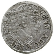 Grosz - Gustaw II Adolf (Swedish Occupation) – obverse