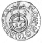 Półtorak / 3 Polker - Christina (Swedish Occupation) – reverse