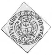 Półtalar - Gustaw II Adolf (Swedish Occupation) – reverse