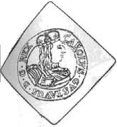 Półtalar - Karol X Gustaw (Swedish Occupation) – obverse