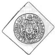 Półtalar - Karol X Gustaw (Swedish Occupation) – reverse