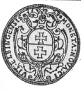 Talar - Gustaw II Adolf (Swedish Occupation) – reverse