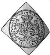 1.5 Talar - Gustaw II Adolf (Swedish Occupation) – obverse