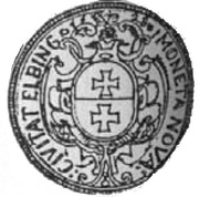 3 Talar - Gustaw II Adolf (Swedish Occupation) – reverse