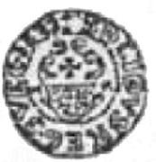 Półdukat - Gustaw II Adolf (Swedish Occupation) – reverse