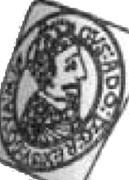 Dukat - Gustaw II Adolf (Swedish Occupation) – obverse