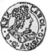 Dukat - Karol X Gustaw (Swedish Occupation) – obverse