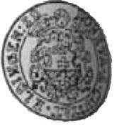 1.5 Dukat - Karol X Gustaw (Swedish Occupation) – reverse