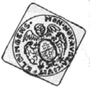 2 Dukat - Karol X Gustaw (Swedish Occupation) – reverse
