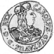 3 Dukat - Karol X Gustaw (Swedish Occupation) – obverse