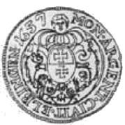 3 Dukat - Karol X Gustaw (Swedish Occupation) – reverse