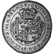4 Dukat - Gustaw II Adolf (Swedish Occupation) – obverse