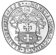 Talar - Karol X Gustaw (Swedish Occupation) – reverse