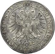 1 Thaler - Johann Jakob Blarer von Wartensee – reverse