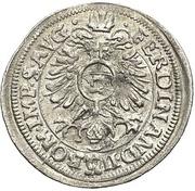 2 Kreuzer - Johann Jakob Blarer von Wartensee – reverse