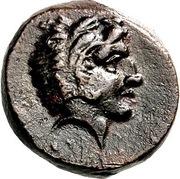 Chalkon - Derdas II (Aiani) – obverse